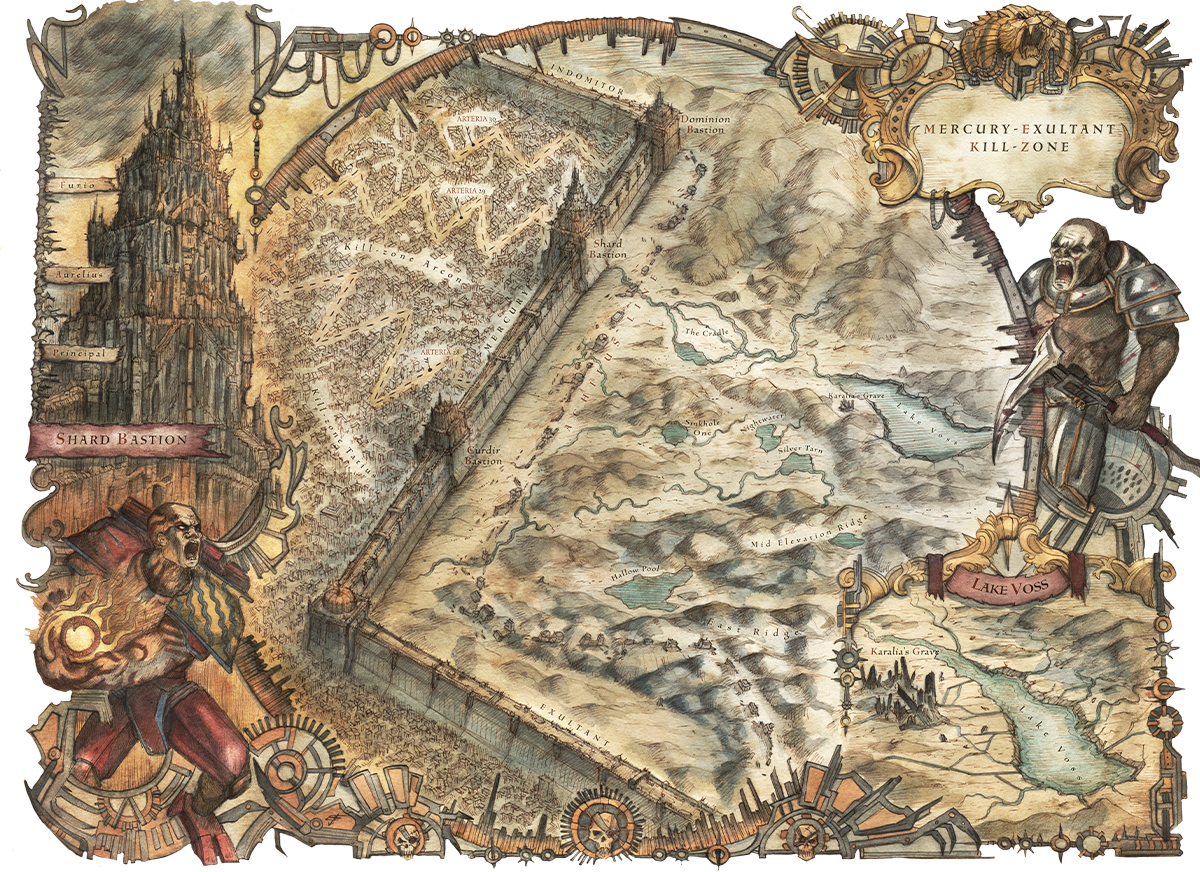 MortisBook Map Preview